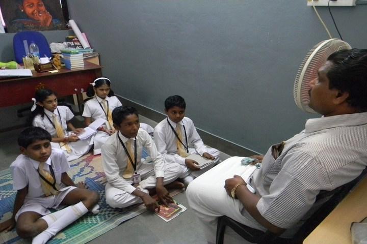 Holy Innocents Public School-Music Class