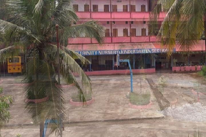Holy Trinity School-BasketBall Court