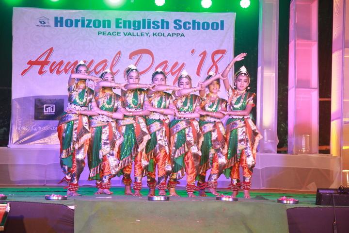 Horizon English School-Annual Day