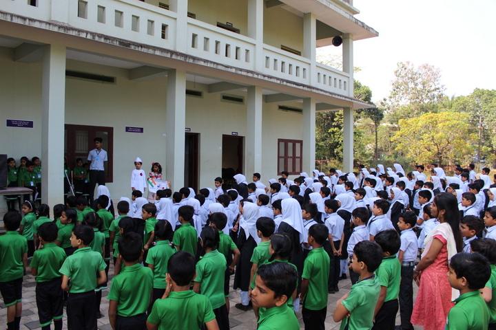 Horizon English School-Children's Day