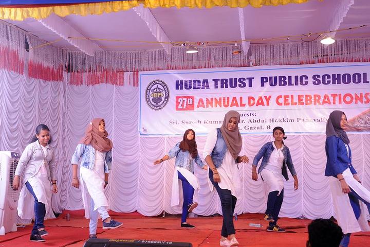 Huda Trust Public School-Annual Day