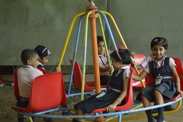 Huda Trust Public School-Play Area