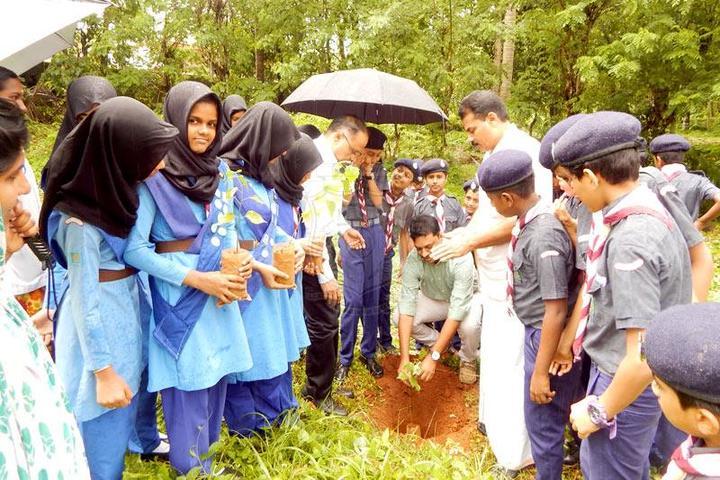 ISS English Medium School-Earth Day