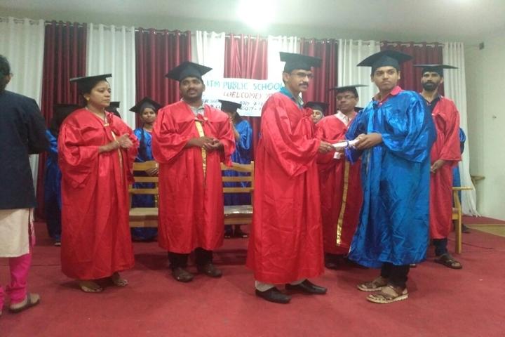 ITM Public School-Graduation Ceremony