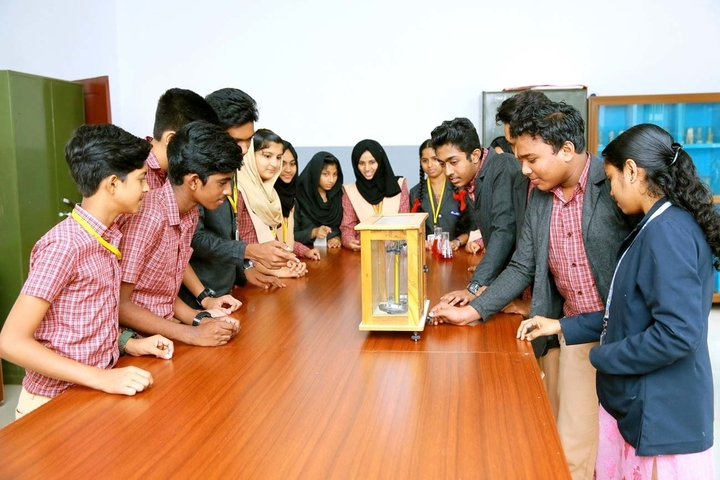 ITM Public School-Physics Lab