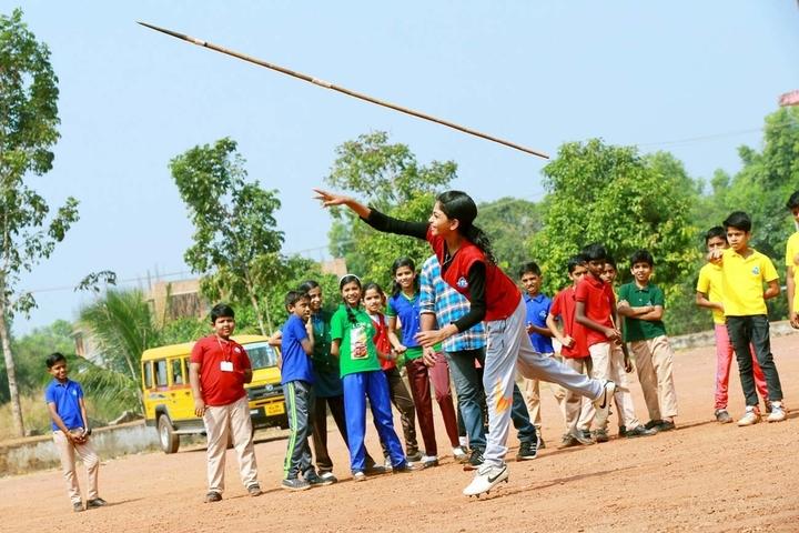 ITM Public School-Sports Meet