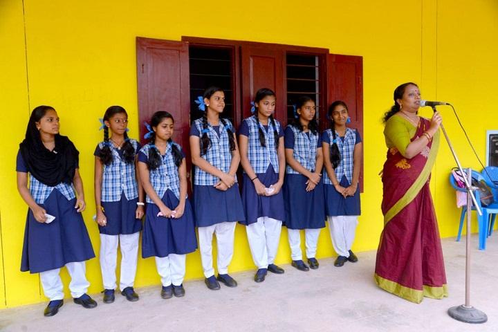 Indian Public School-Speech