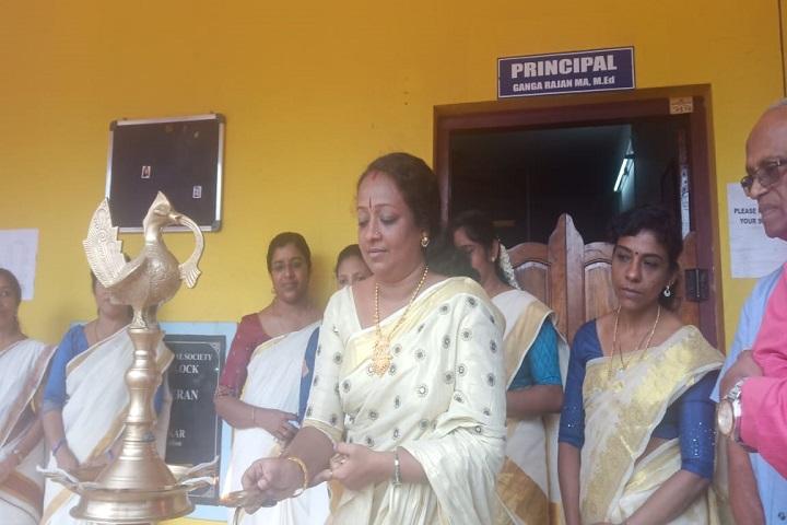 Indian Public School-Lighting The Lamp