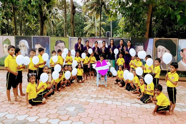 Indian Public School-Yellow Day Celebration