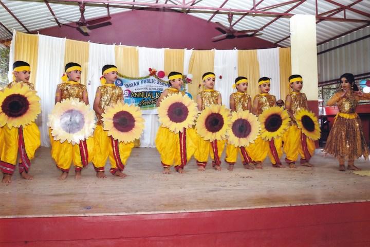 Indian Public School-Students Activities