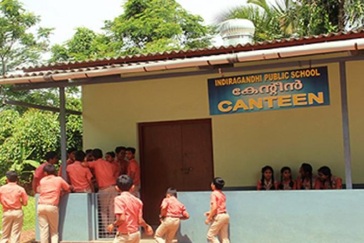 Indira Gandhi Public School-Canteen