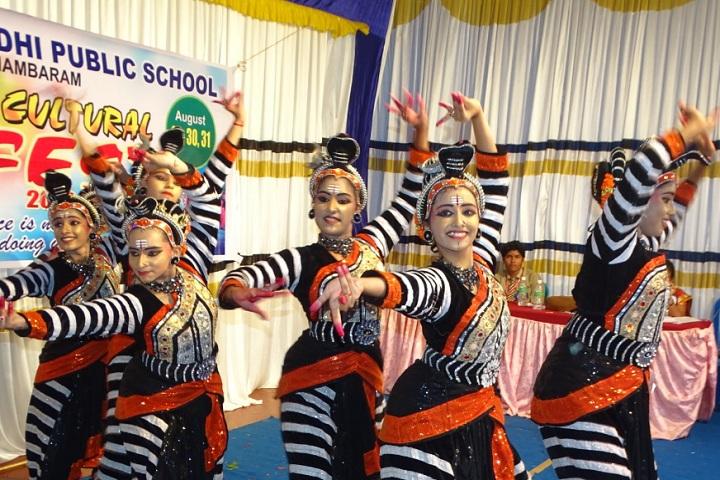 Indira Gandhi Public School-Cultural Events