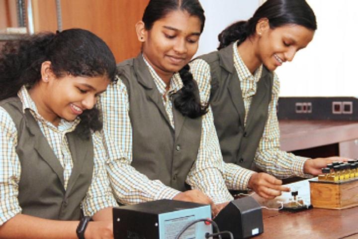 Indira Gandhi Public School-Electronics Lab