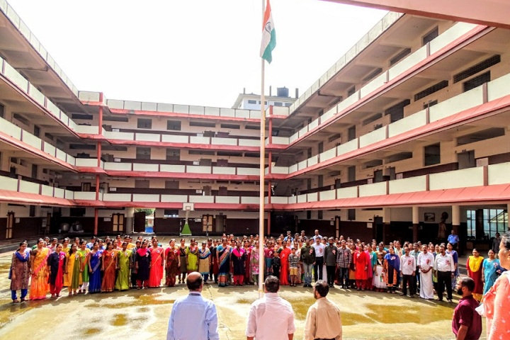 Indira Gandhi Public School-Independence day Celebrations