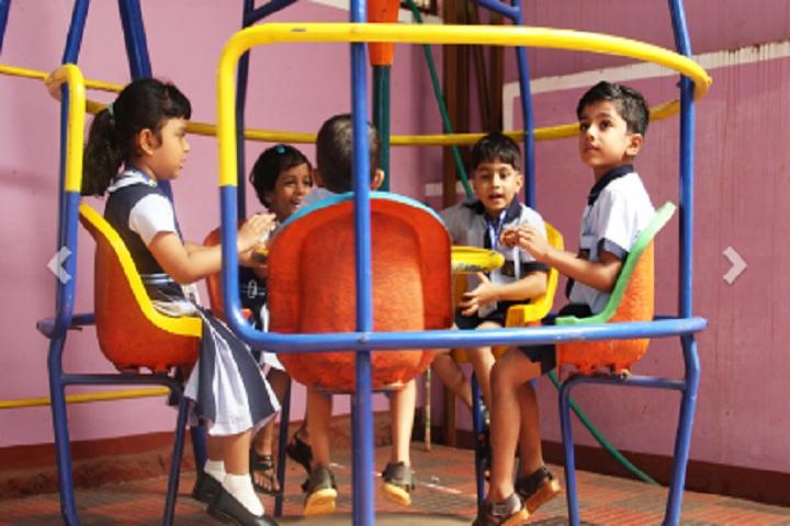 Indira Gandhi Public School-Play School