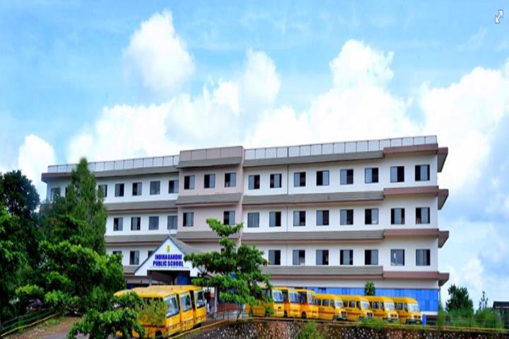 Indira Gandhi Public School-Campus