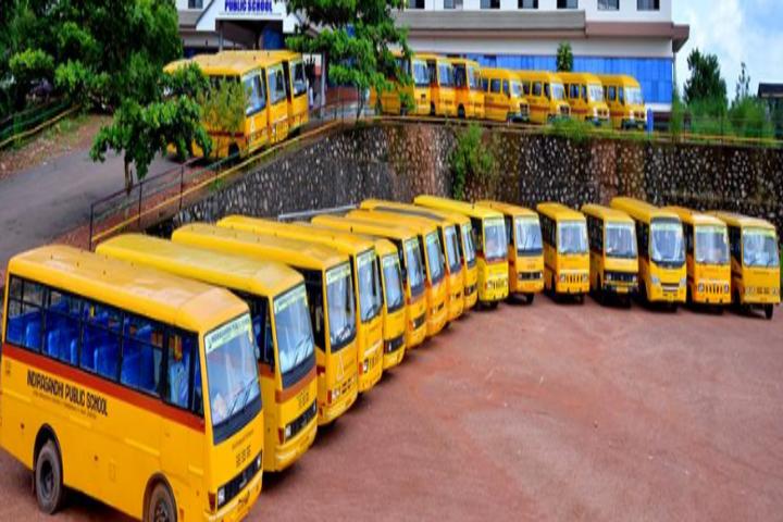Indira Gandhi Public School-Transport