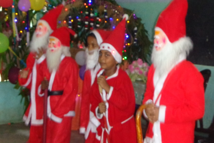 Infant Jesus Central School-Christmas Celebration