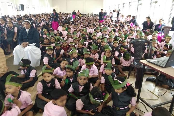 Infant Jesus English Medium School-Environment Day