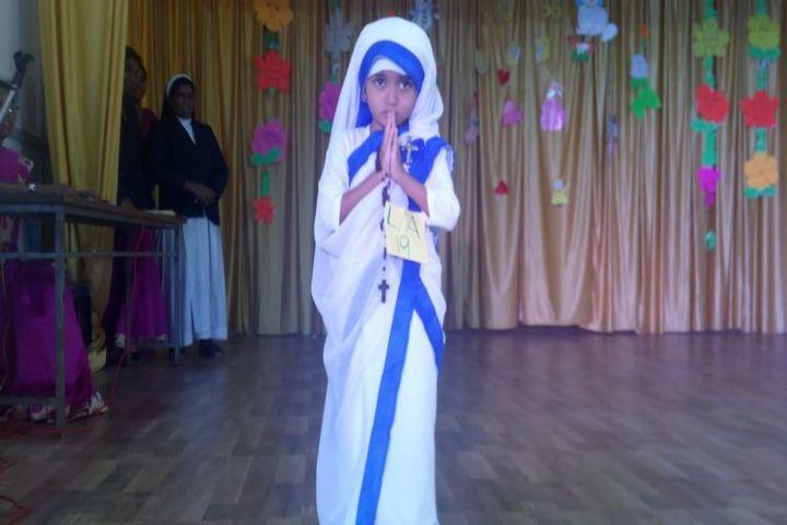Infant Jesus English Medium School-Fancy Dress Competiton