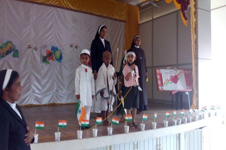 Infant Jesus English Medium School-Independence Day