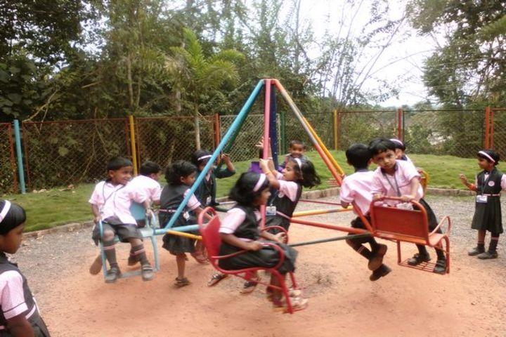 Infant Jesus English Medium School-Play Area