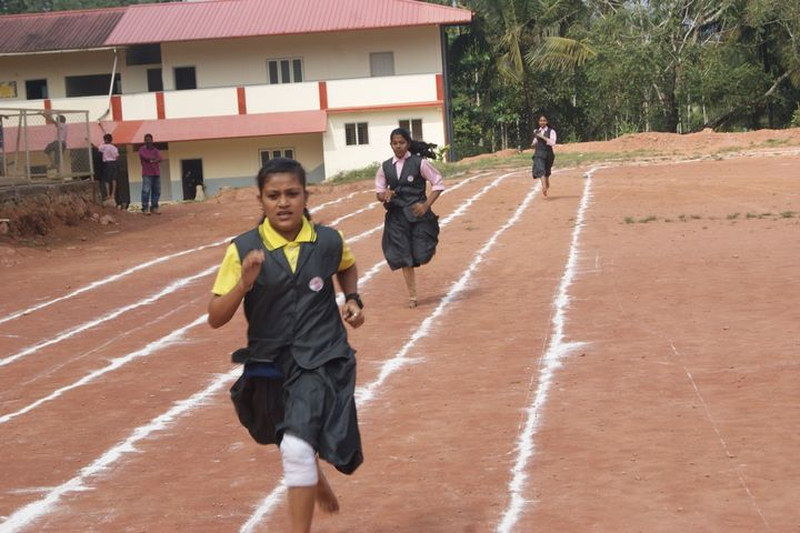 Infant Jesus English Medium School-Sports Day