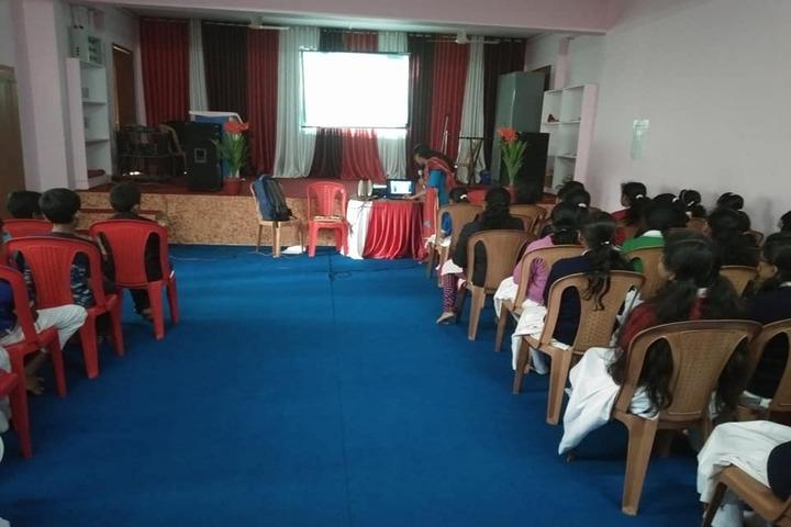 Infant Jesus Residential School-Auditorium