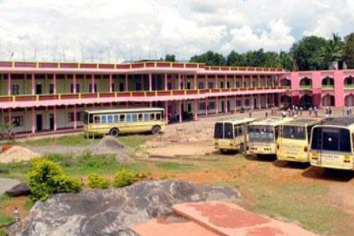 Irshadiya Public School-Campus