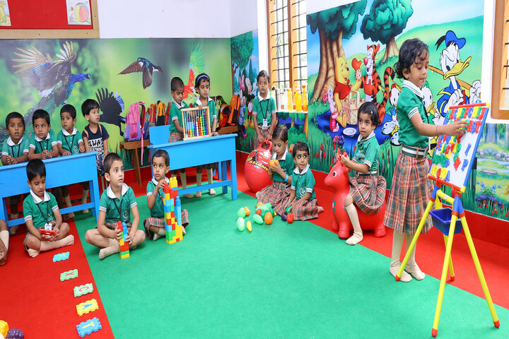 Irshadiya Public School-Kindergarden