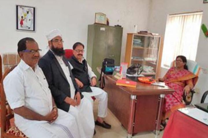 Irshadiya Public School-Office Room