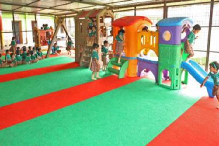 Irshadiya Public School-Play Area