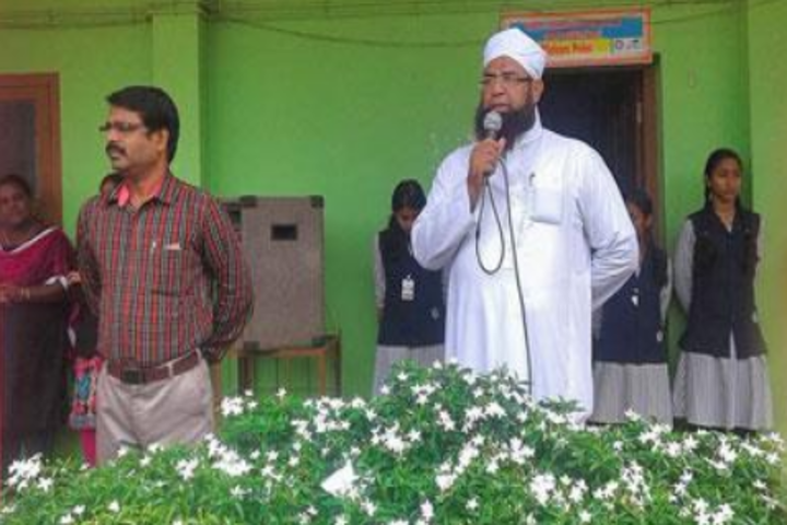 Irshadiya Public School-Speech