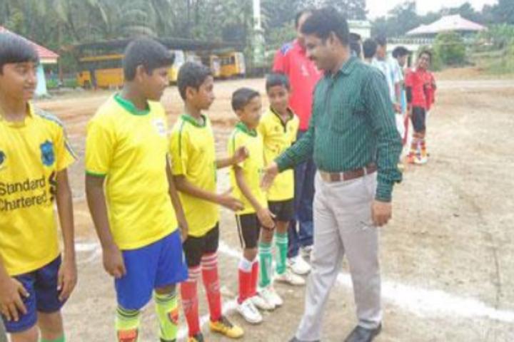 Irshadiya Public School-Sports