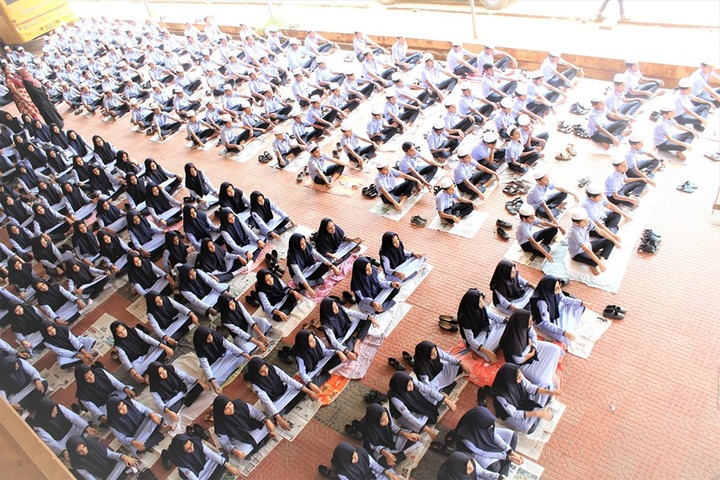 Isha Ath Public School-Yoga