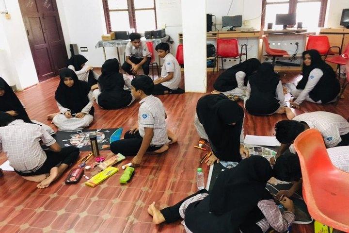 Islahiya Orphanage School-IT Lab