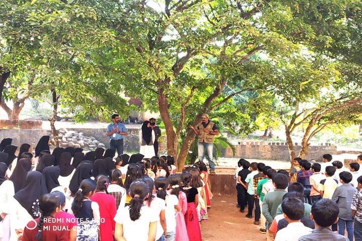 Islahiya Orphanage School-Workshop