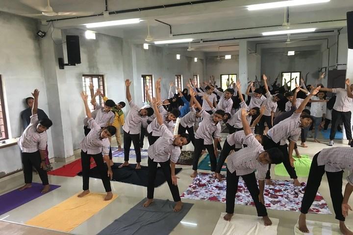 Islahiya Orphanage School-Yoga