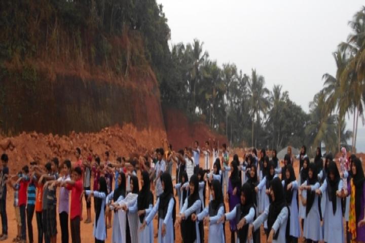 Islahiya Public School-Assembly