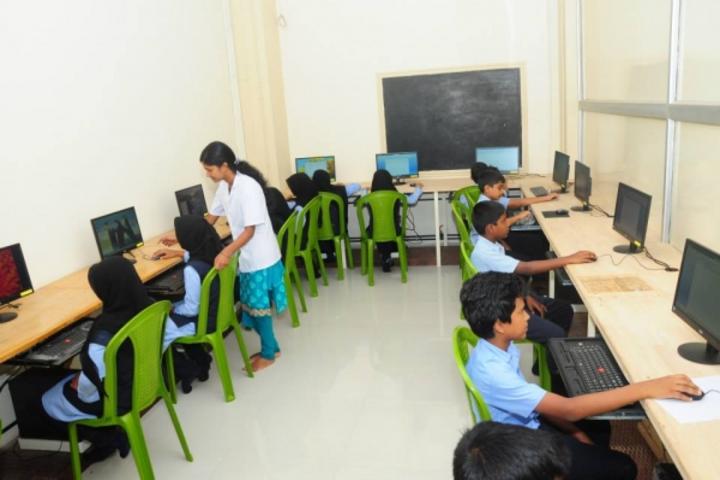 Islahiya Public School-IT Lab
