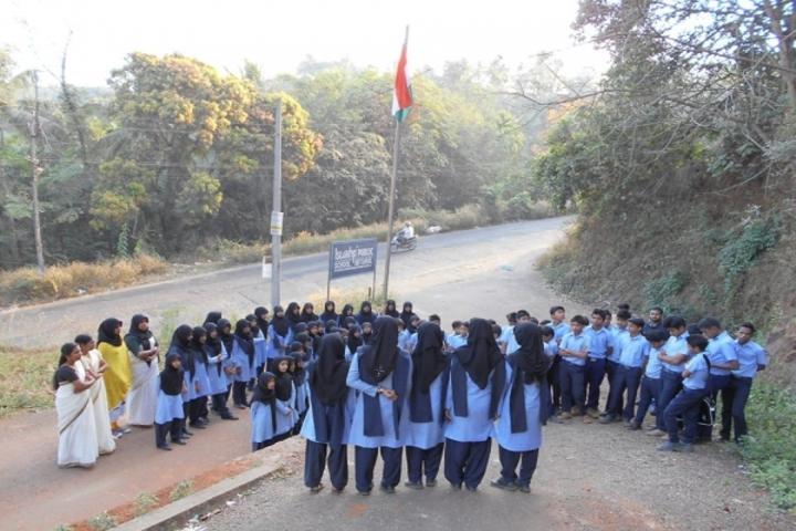 Islahiya Public School-Independence Day