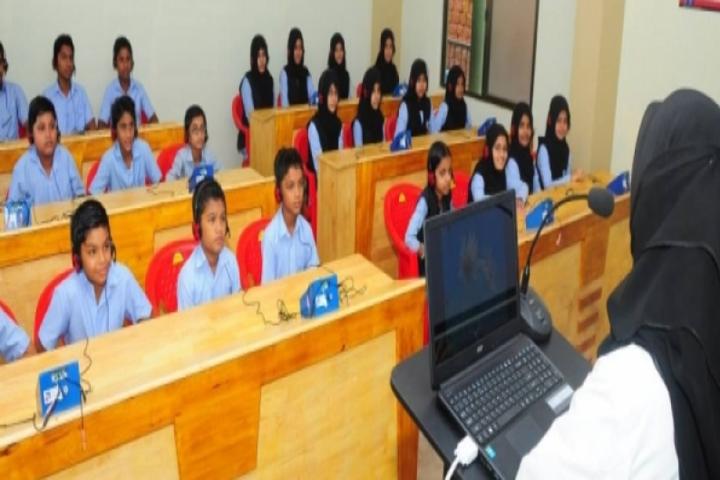 Islahiya Public School-Language Lab