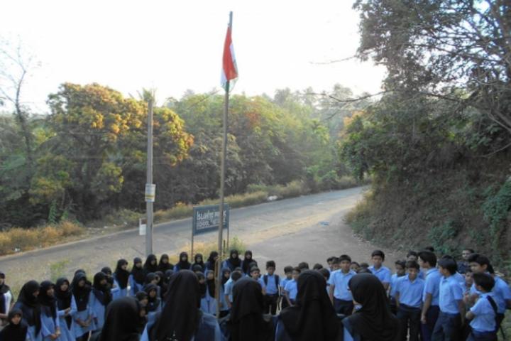 Islahiya Public School-Republic Day