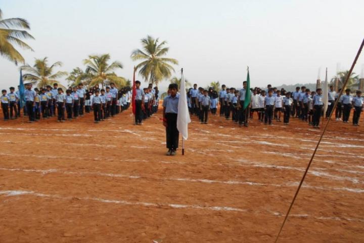 Islahiya Public School-Sports Day