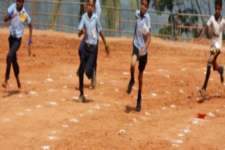 Islahiya Public School-Sports
