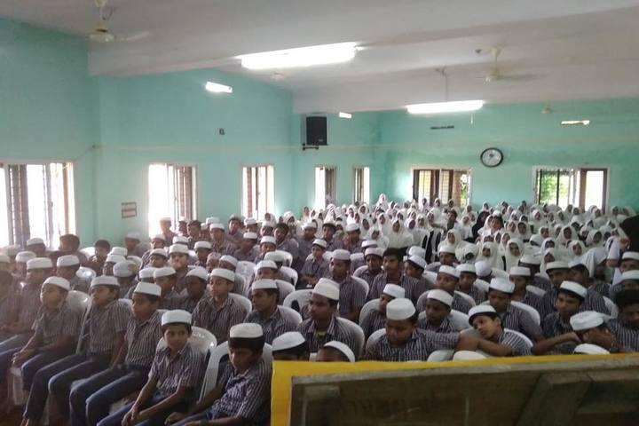 Islamic Central School-Audio visual Room