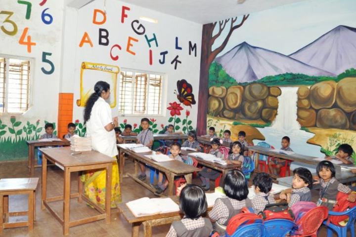 Islamic Central School-Classroom