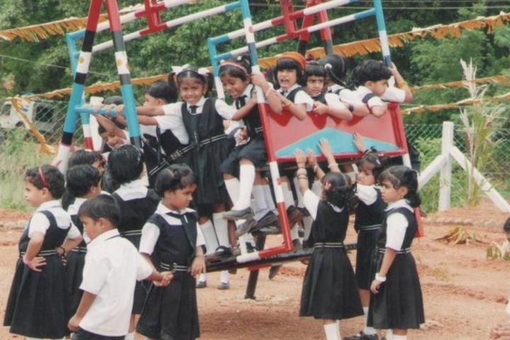 Islamic Central School-Play Area