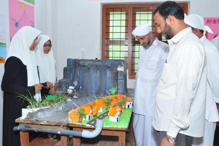 Islamic Central School-School Exhibition