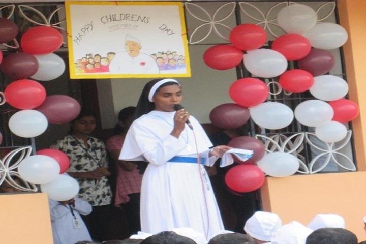 Jai Matha Public School-Childrens Day Celebration
